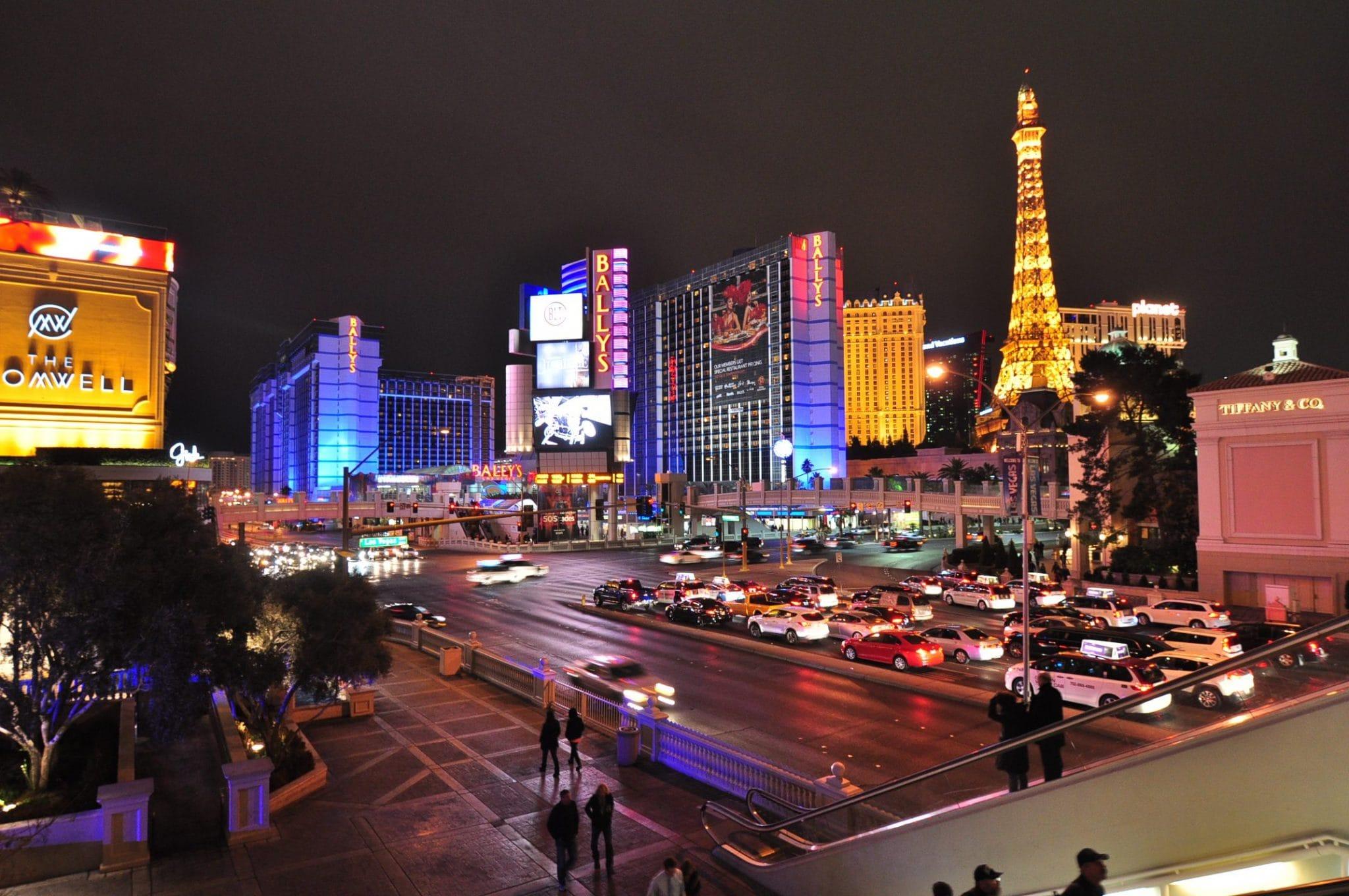 Las Vegas, Monologue by Kris
