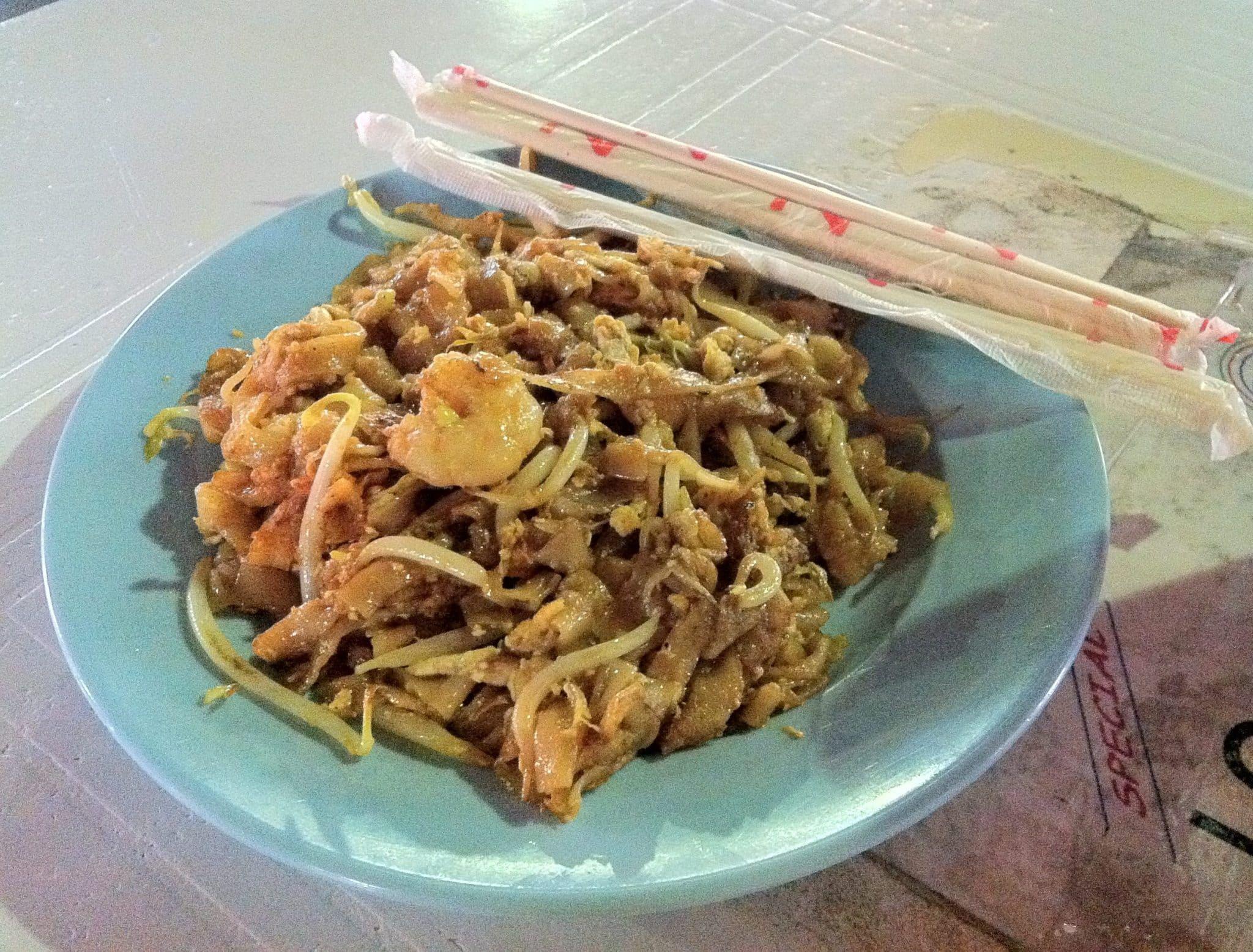 Singaporean Abroad Kuey Tiao