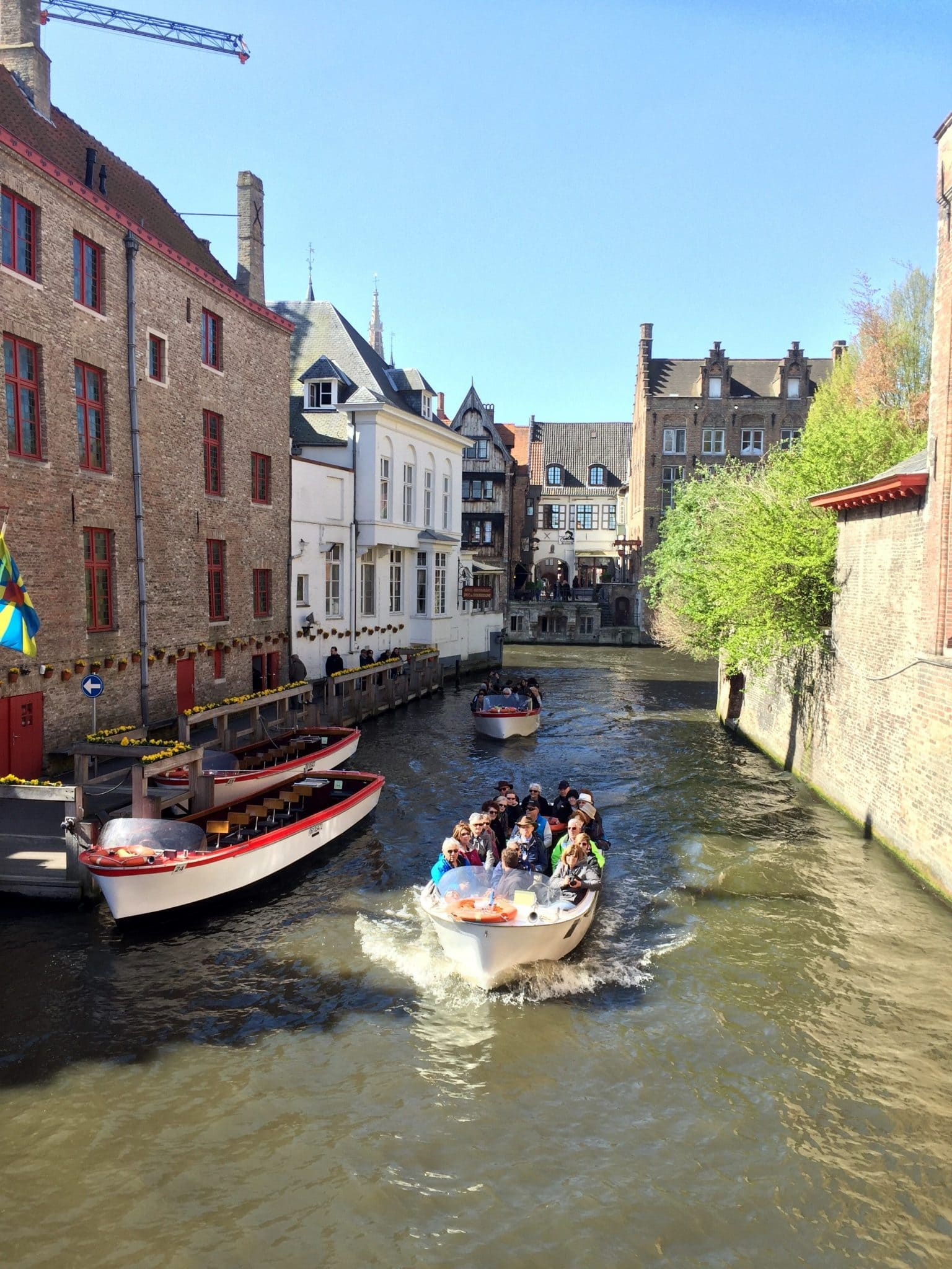 Day trip in Brussels and Bruges (Belgium)