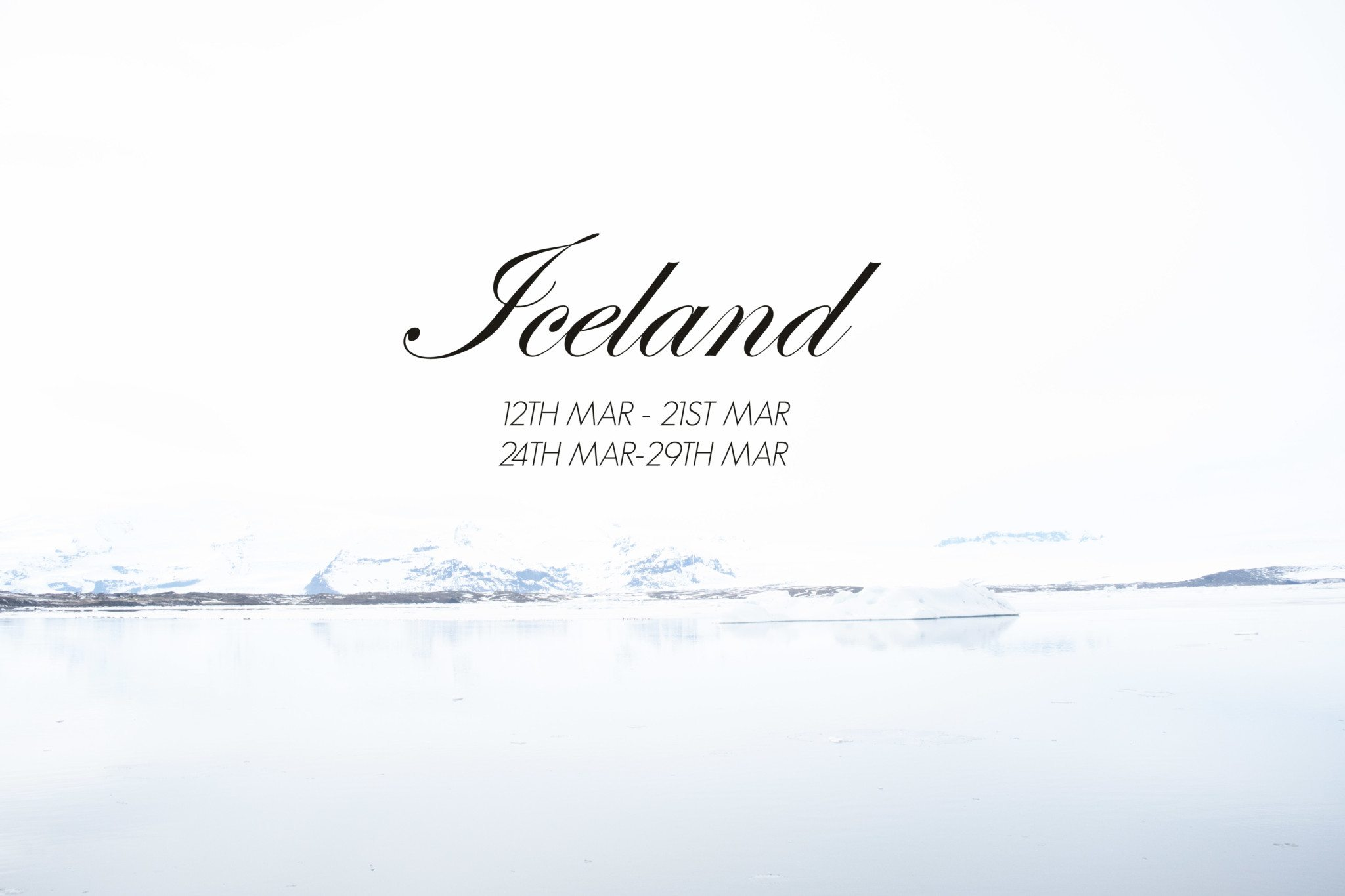 The guide to Iceland you will need