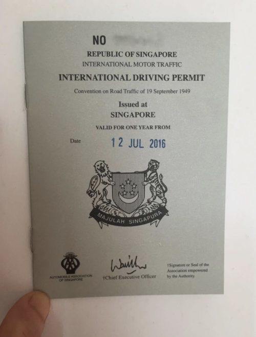 Getting Your International Driving Permit (IDP)