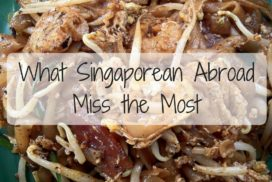 Singaporean Abroad miss