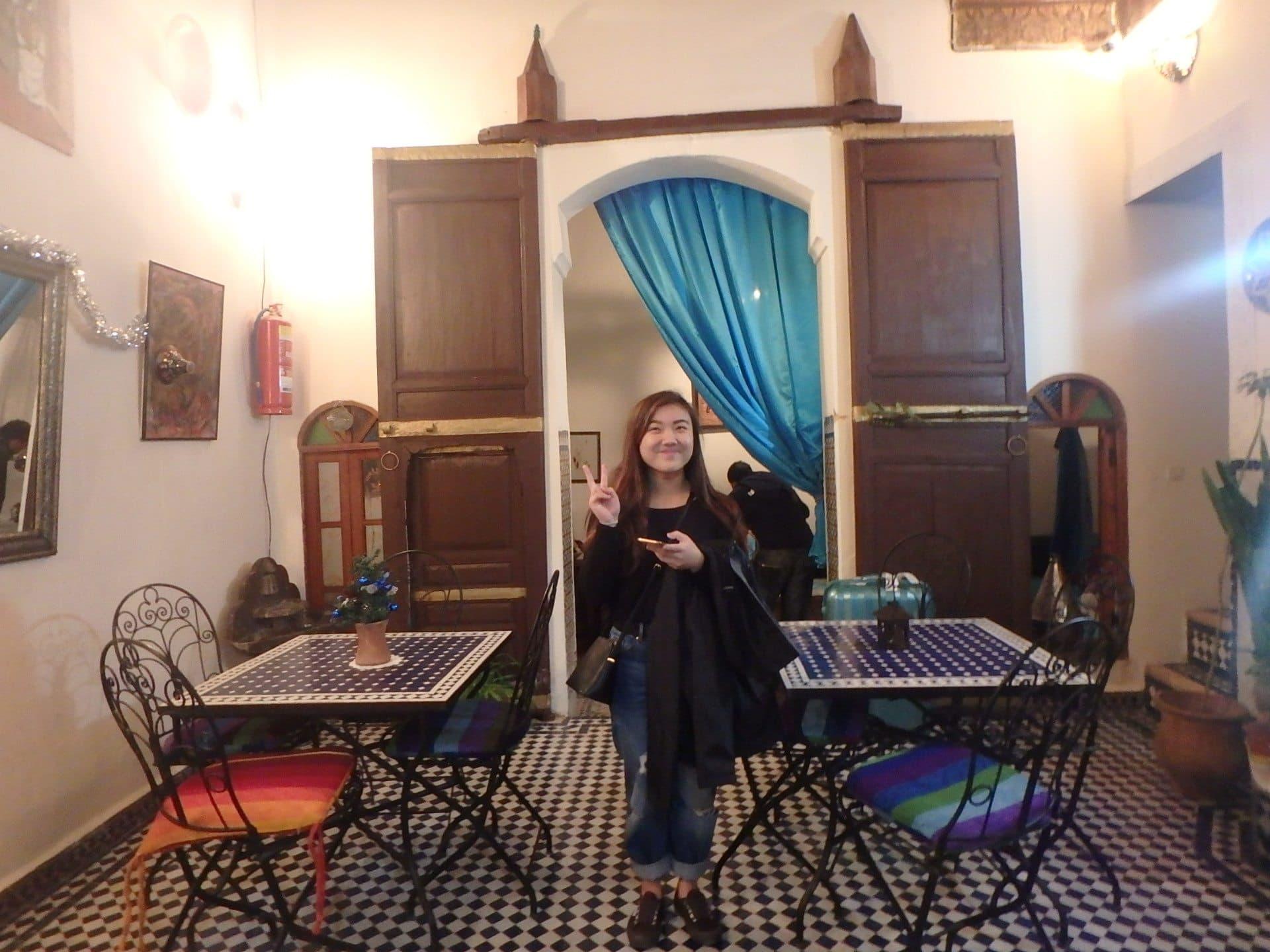 ede in morocco