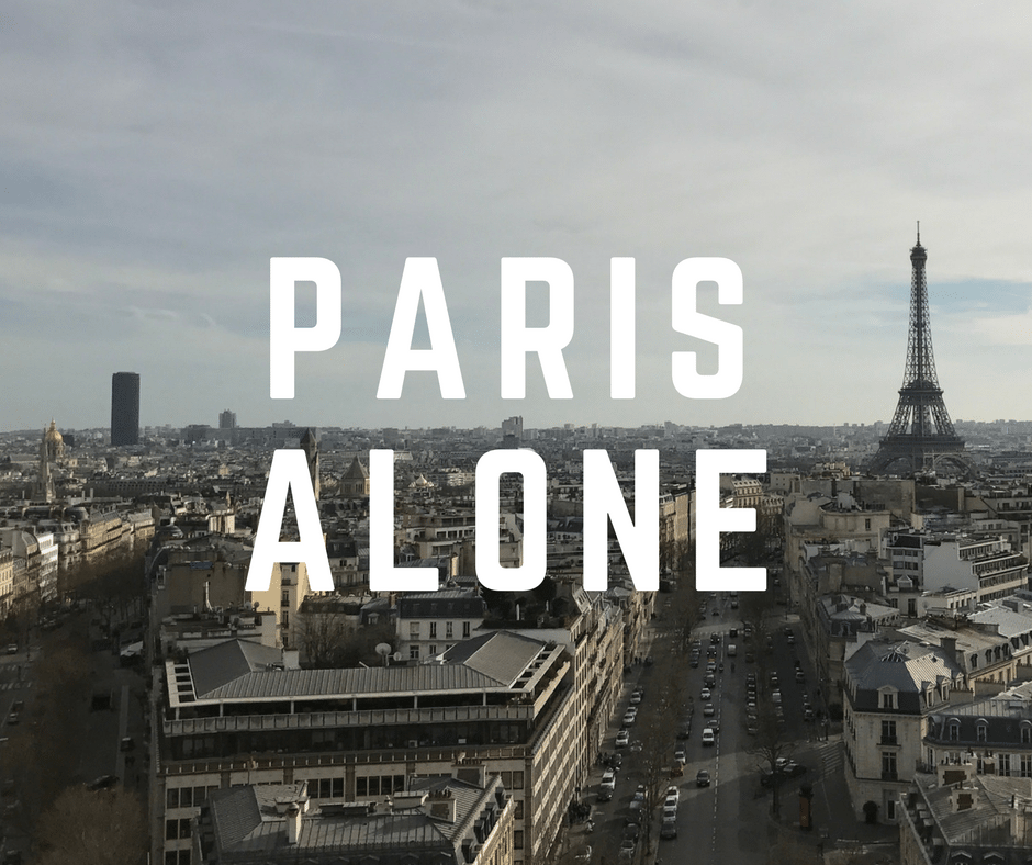 Paris Alone