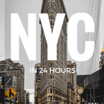 24 Hours in New York City