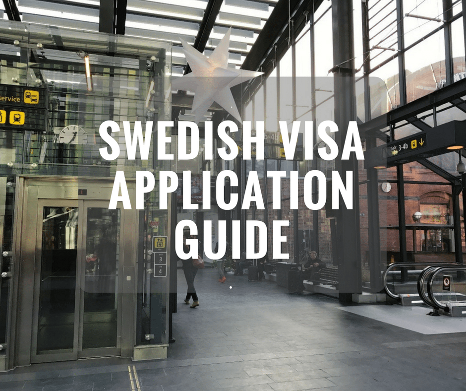 Swedish Visa Application Guide