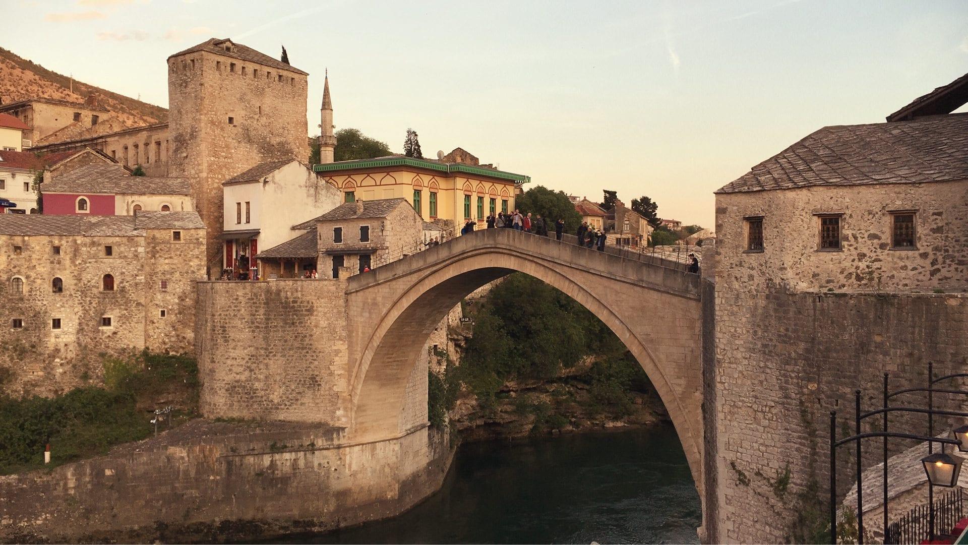Experiencing History in Bosnia & Herzegovina; Mostar & Sarajevo