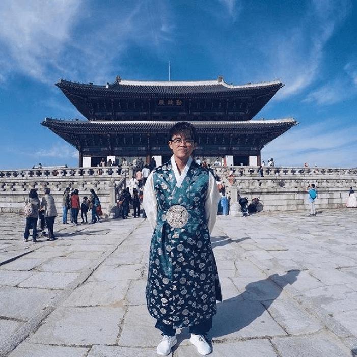 Huilong's Korea Trippin'