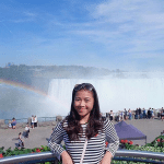 Arini, an Indonesian studying in Japan now takes on Canada