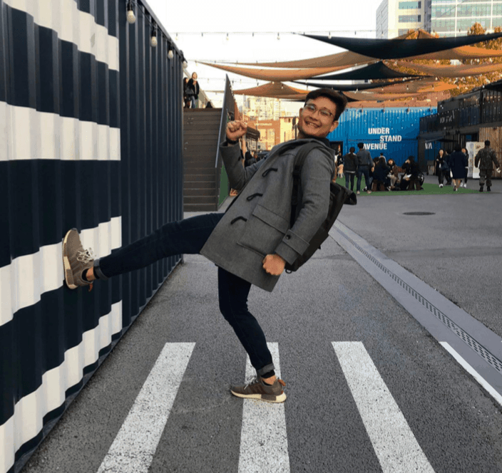 Hilman shows you what to do in South Korea!