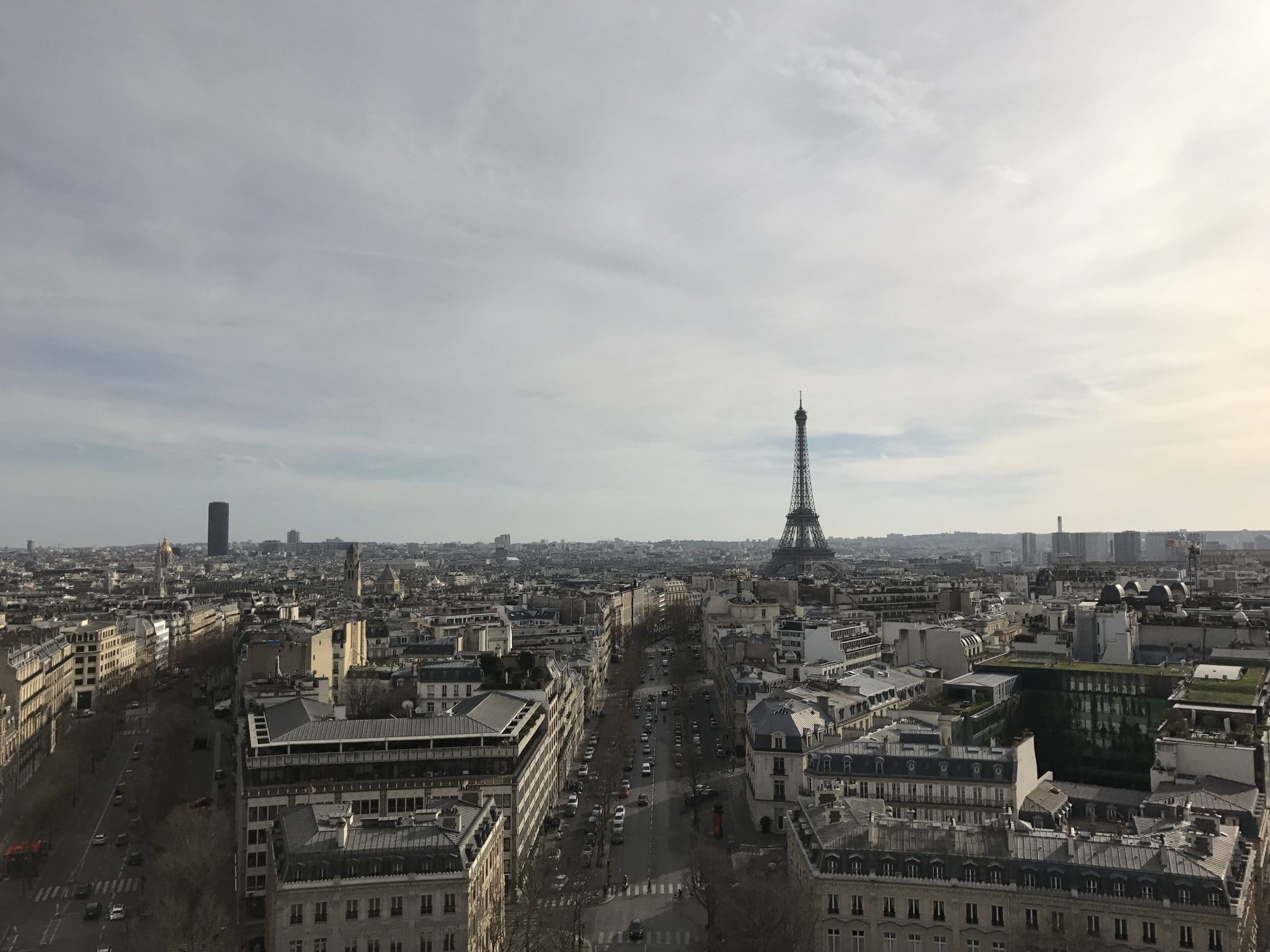 A trip that I won't forget. Paris Solo Travel