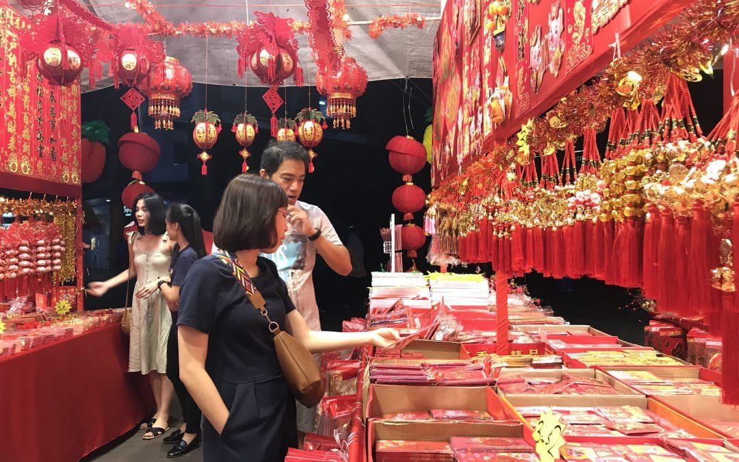 Celebrate Chinese New Year like local Singaporeans