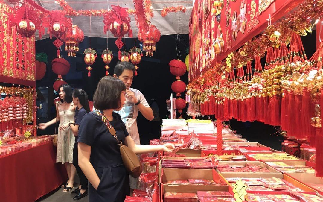 Celebrate Chinese New Year like local Singaporeans