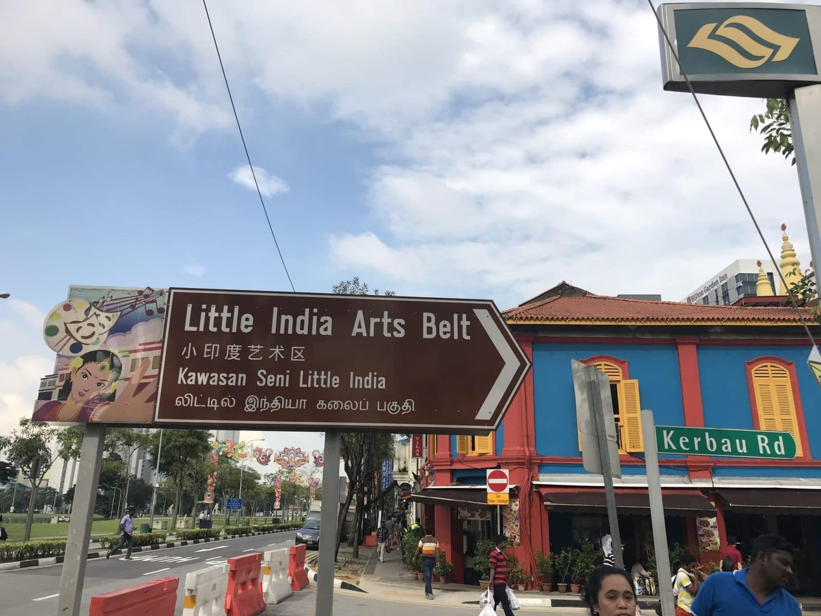 Little India Arts Belt