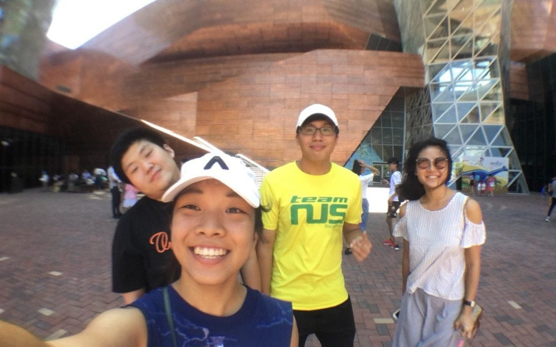Summer School in China (Part II): New experiences